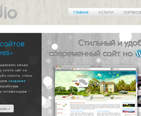 Редизайн WordPress Studio
